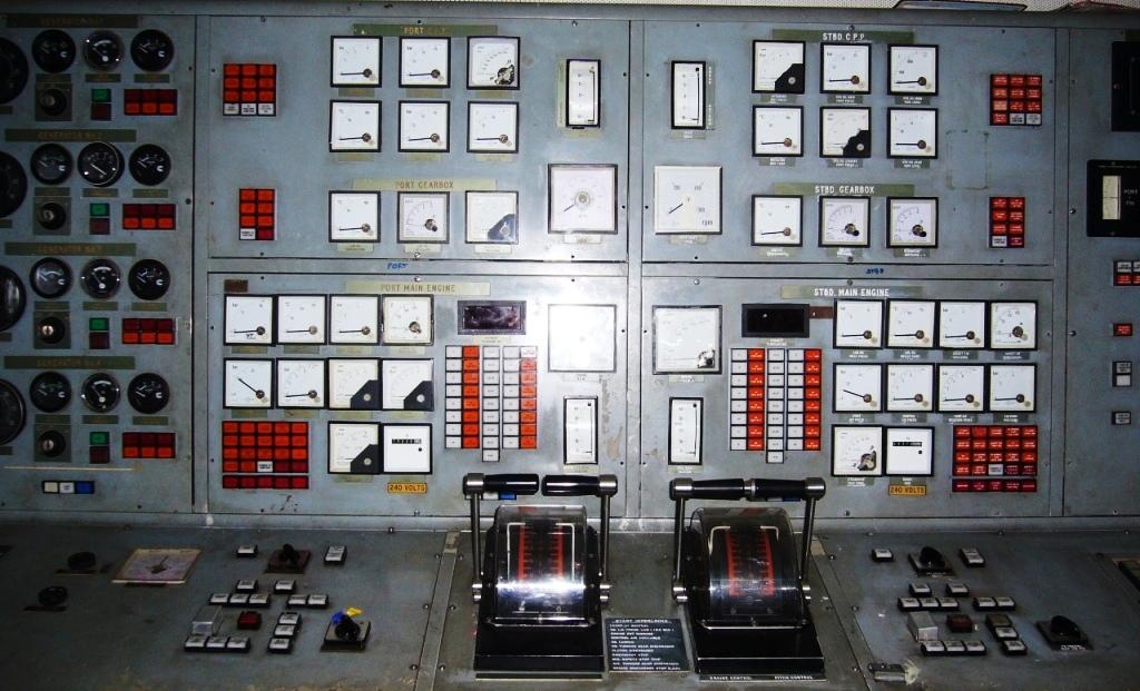 Control Panels 8