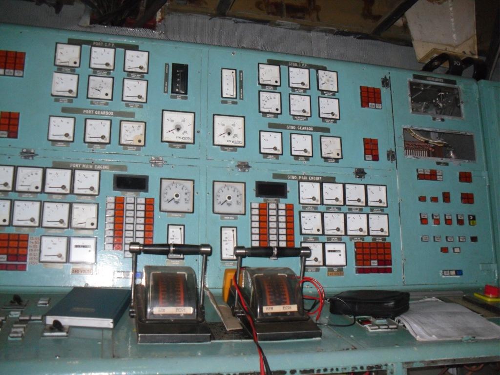 Control panels 6