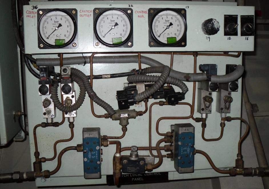 control panel 46